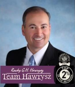 Rocky G.H. Hawrysz Berkshire Hathaway HomeServices Drysdale Properties Agent